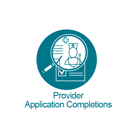 Provider Application Completions